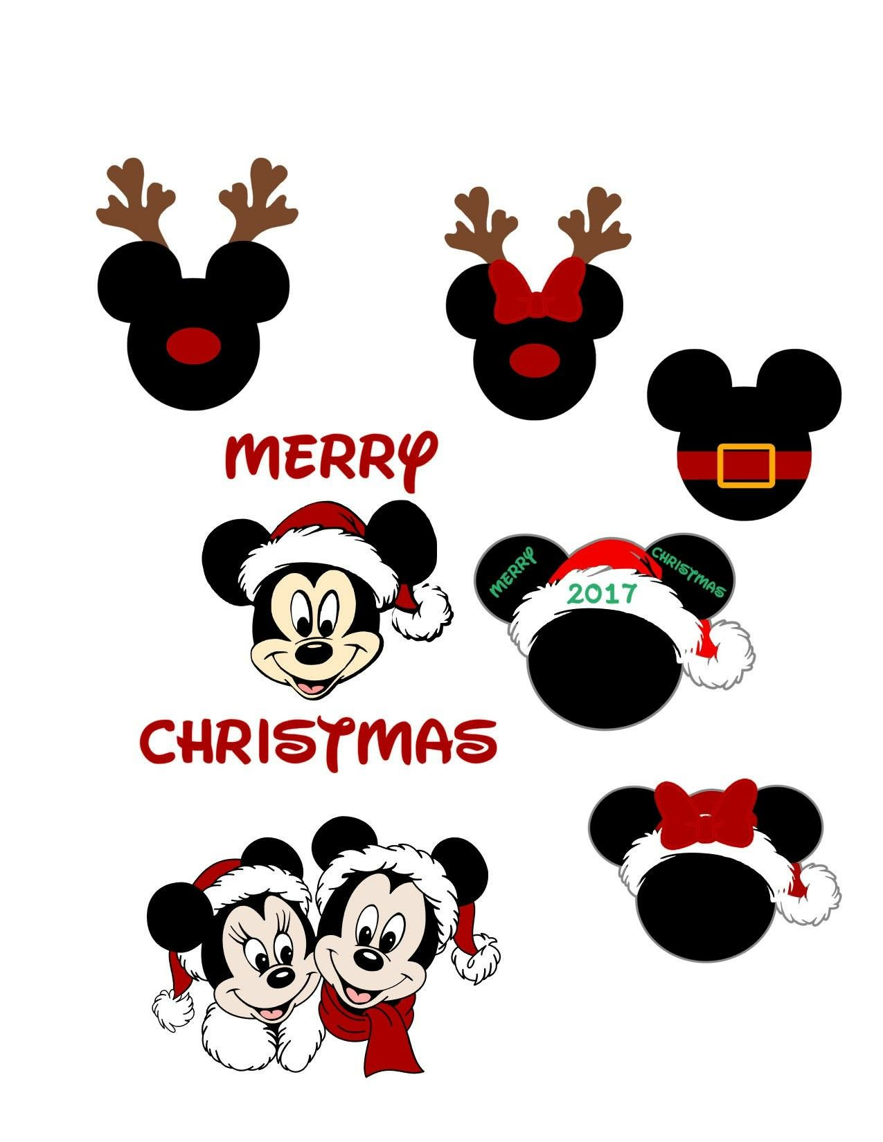 Excited To Share The Latest Addition To My Etsy Shop Christmas Svg Disney Christmas Svg Svg Christmas Svg Minnie Christmas Disney Christmas Christmas Svg