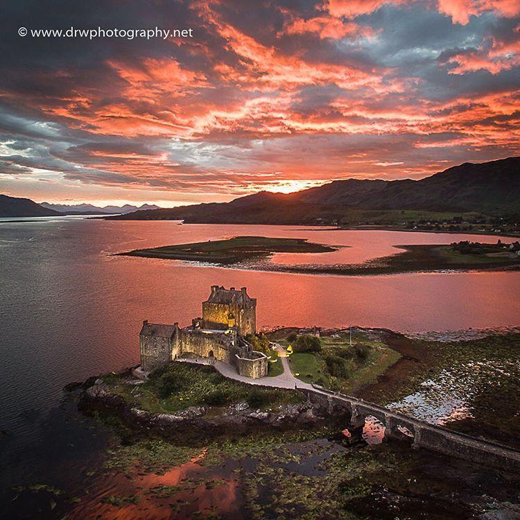 Eilean Donan Castle (@1eileandonancastle) • Instagram photos and videos