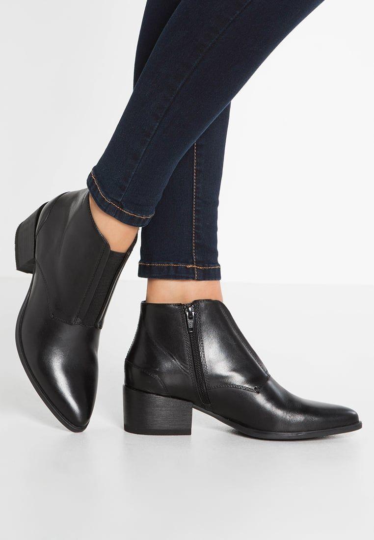 ff567542e8d Vagabond MARJA - Ankle boot - black - Zalando.pl   firouzeh   Black ...