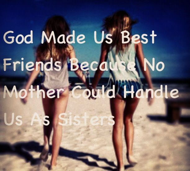 God Made Us Sisters Quote Daily Inspiration Quotes