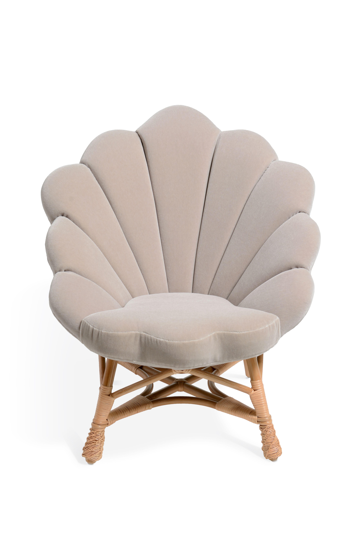 The #upholstered #venuschair #soanebritain
