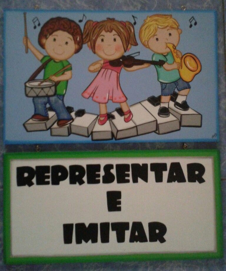 Reas De Preescolar Decoraci N Del Aula Pinterest