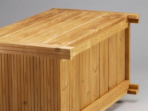 auflagenbox f r kissen selbst bauen bauhaus garten pinterest auflagenbox selbst bauen. Black Bedroom Furniture Sets. Home Design Ideas