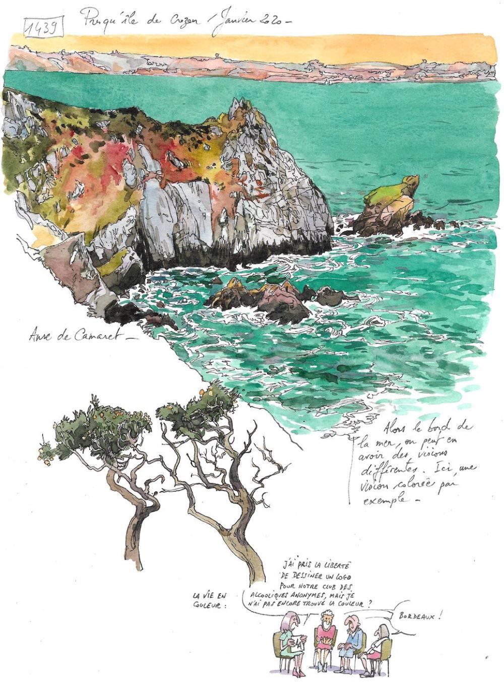 Le Blog De Yal Carnets De Croquis Idees Sketchbook Carnet De Voyage