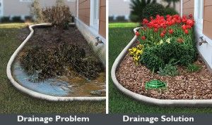 Back Yard Drainage Systems | Landscape Drainage Repairs U0026 Lawn Drainage  Systems