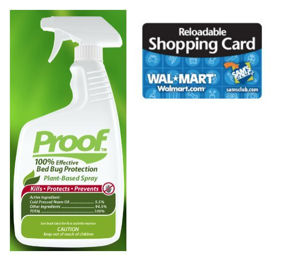 saying goodbye to bed bugs (& walmart gc giveaway ends 9/25) read