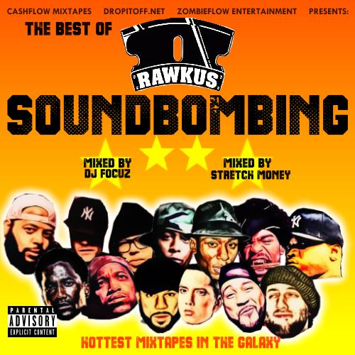 Dj Focuz Mixtapes The Best Of Rawkus Soundbombing Mixtape Kool G Rap Eminem