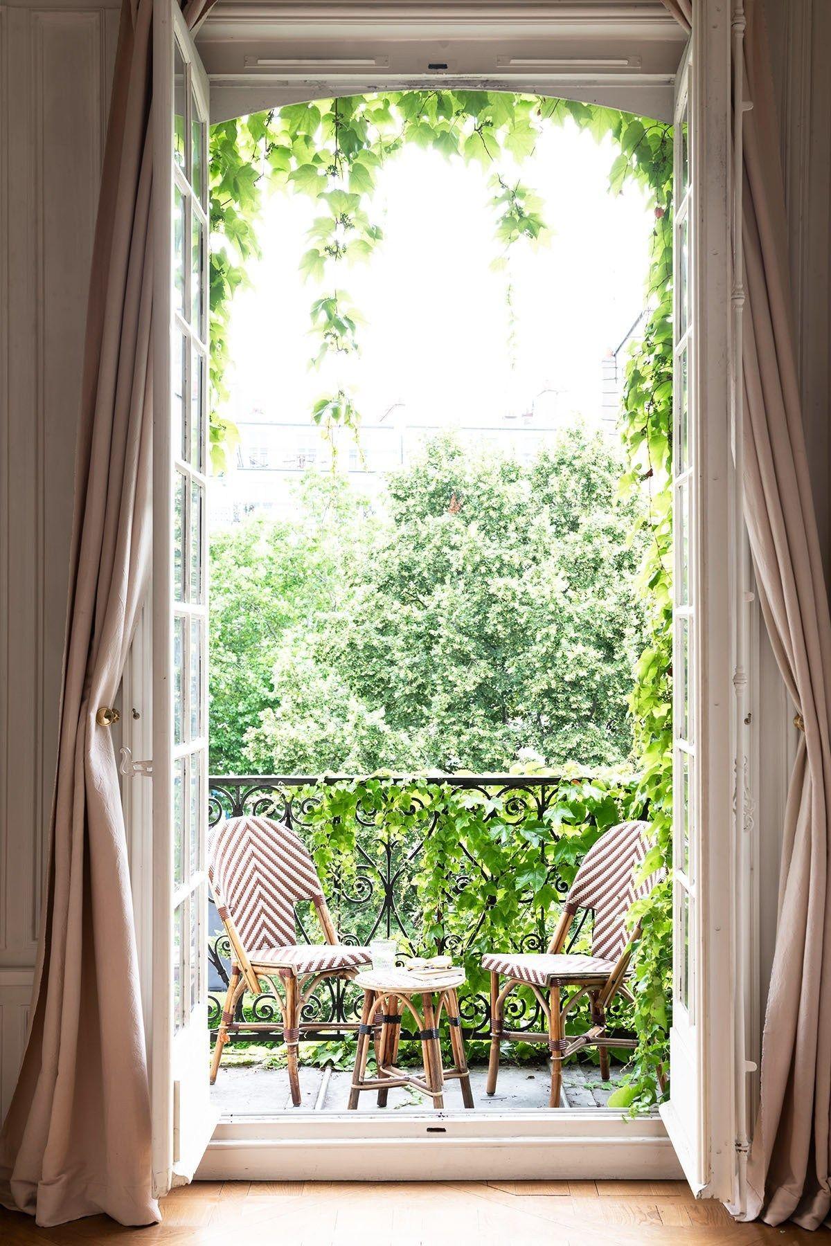 A Stunning Light Filled Paris Apartment Tour Cococozy Paris Apartments Apartment Tour Paris Balcony