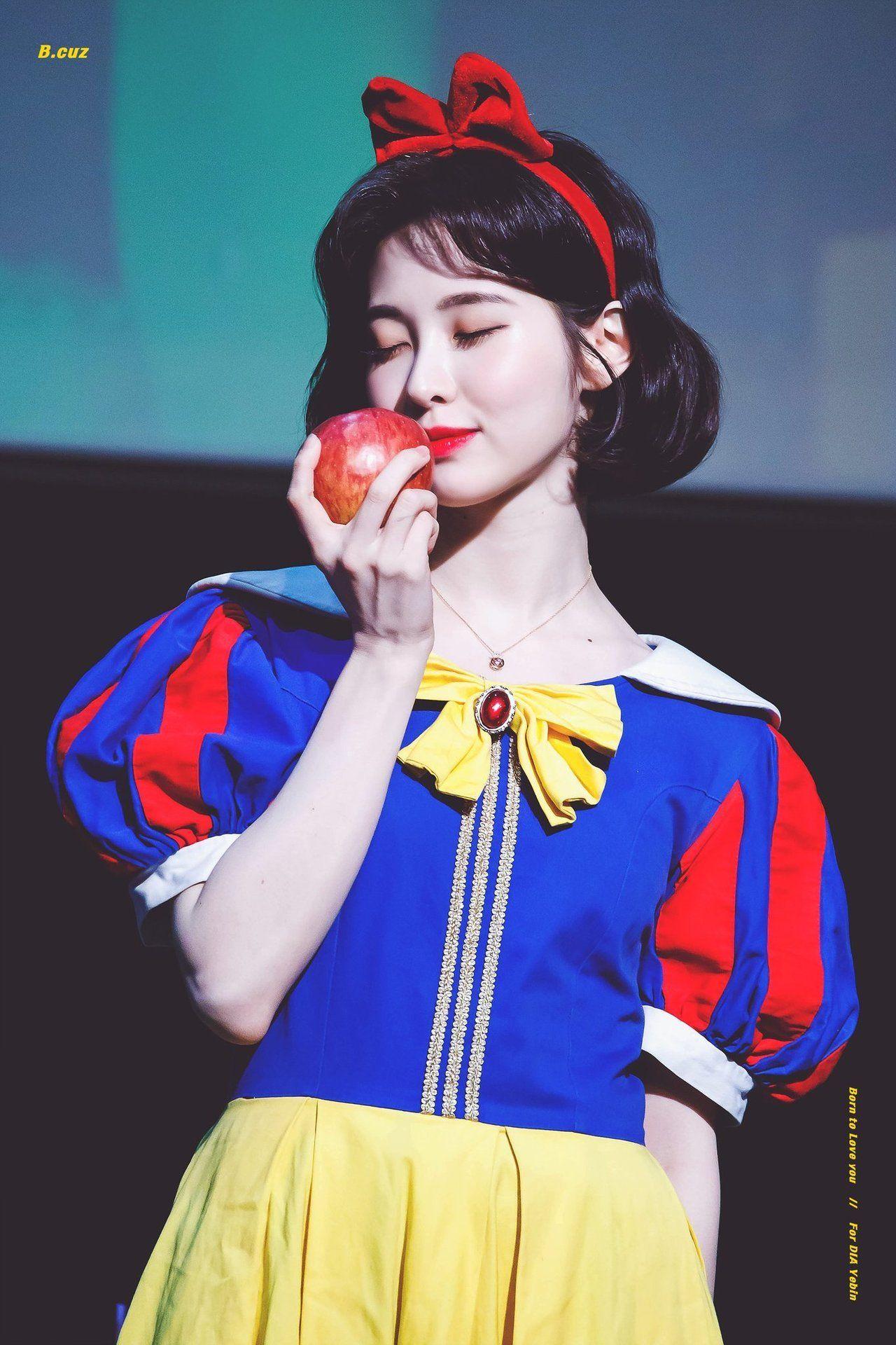 Posts Tagged Dia Kpop Girls Snow White Disney Princess