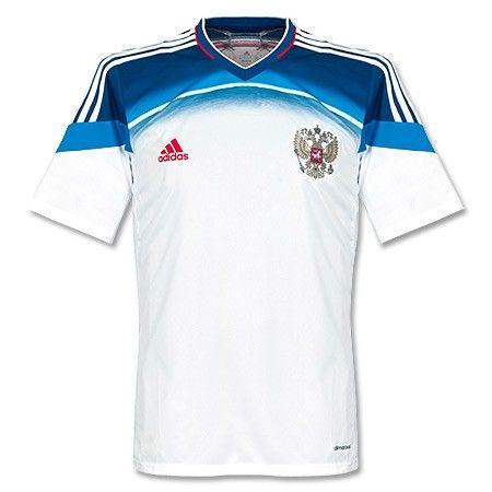 c8d99cc3df0e6 Camiseta de Rusia 2014 Visitante
