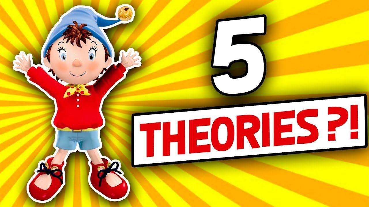 5 Theories Oui Oui 9 14 5 Theories Sur Oui Oui Theory Of Noddy