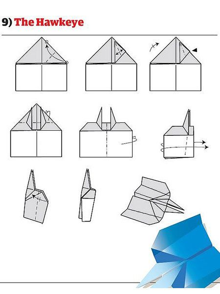 Texnoworship How To Make Awesome Paper Airplanes  How To And