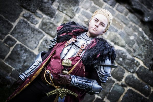 Dragon Age Inquisition - Cullen Rutherford Cosplay by zahnpasta on DeviantArt
