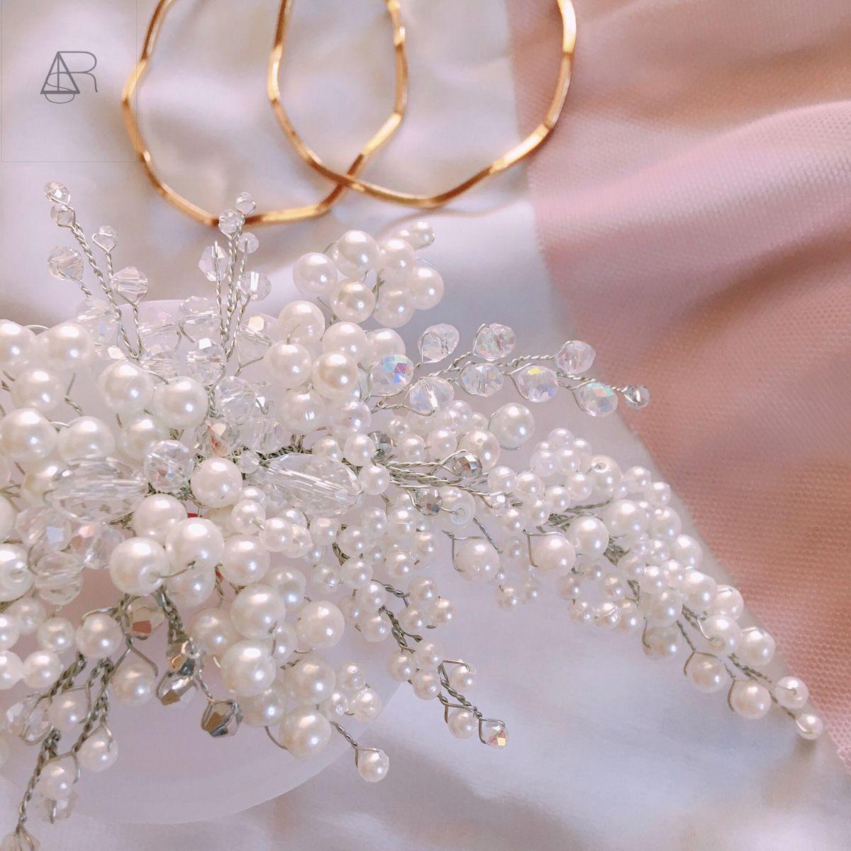 Aksessuar Dlya Volos Crown Jewelry Jewelry Crown