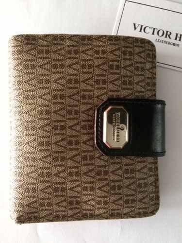 22ee50c91b80f carteira victor hugo 100% original   Bolsa Victor Hugo Original Nova ...