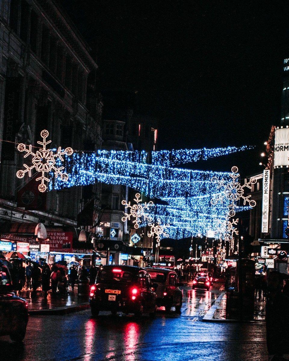 christmas lights london 2019 # 75