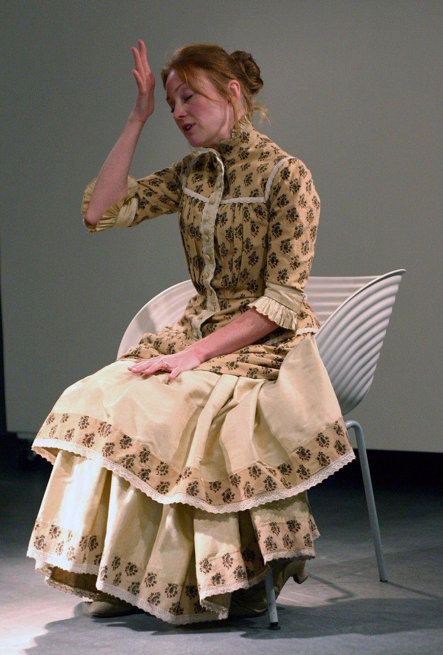 The Yellow Wallpaper Victorian Dress Essays Essay