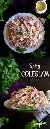 Spicy cabbage salad  Video