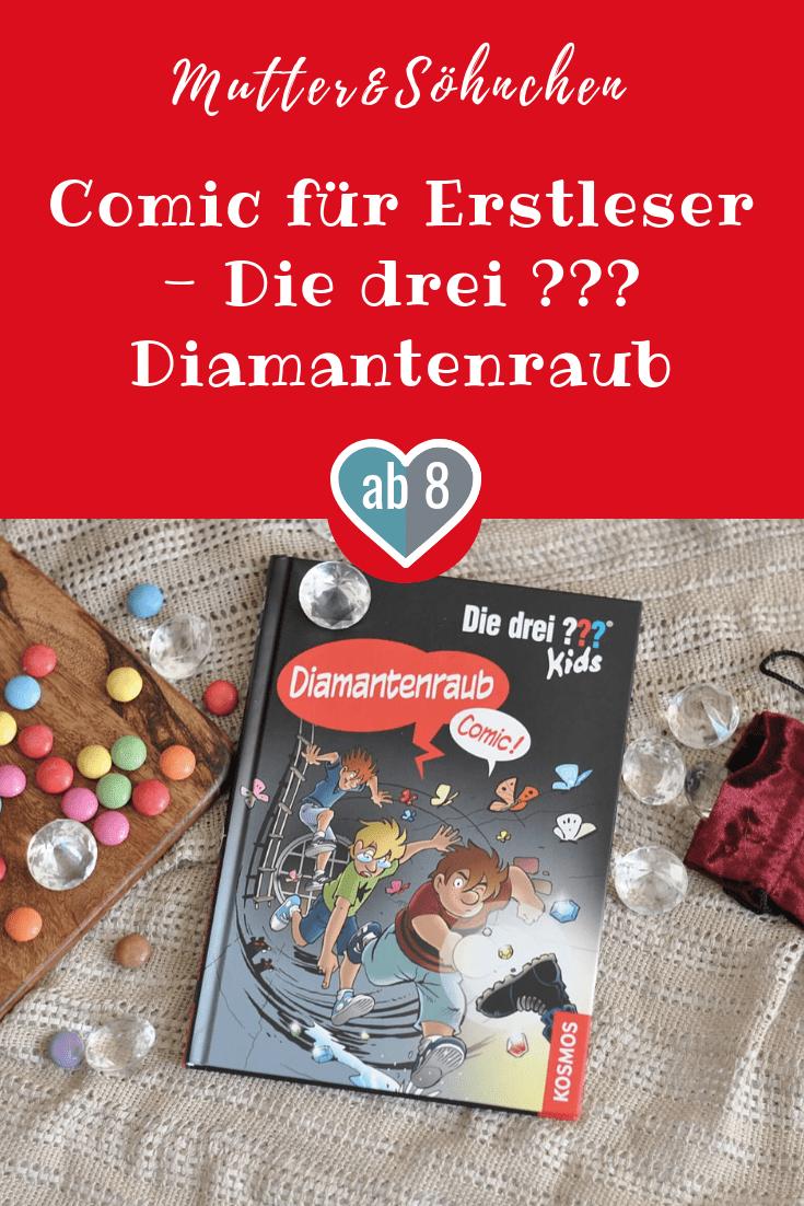 Kids Diamantenraub Comic ??