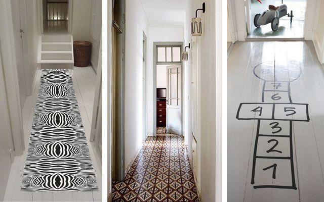 Decofilia Blog Decorar pasillos - Pisando fuerte rebador - decoracion pasillos