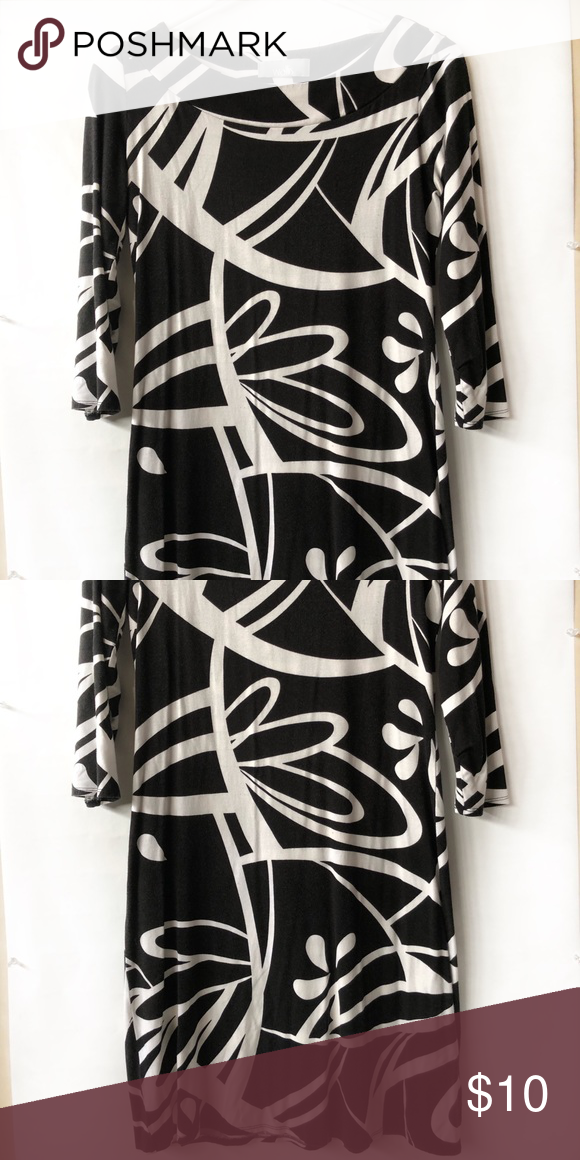 Wallis Black And White Dress Black N White Dress Patterned Midi Dress White Dresses Uk