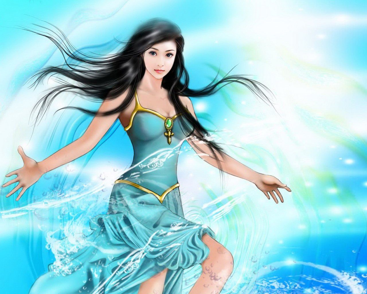 soulful | digital art | pinterest | fantasy girl, girl wallpaper and
