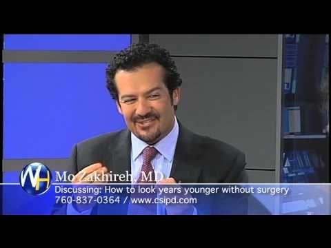 Ultherapy Palm Desert Plastic Surgeon Mo Zakhireh M D