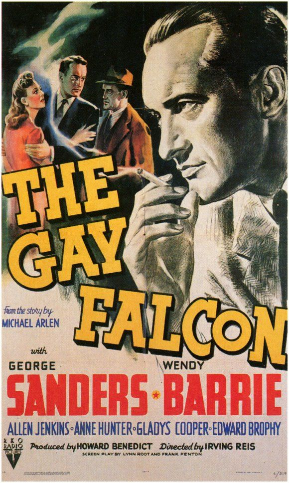 Watch The Gay Falcon Full-Movie Streaming