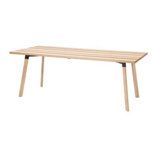 Ypperlig Tisch Esche Ikea Deutschland In 2020 Ikea Esszimmer