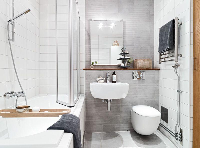 Szara Lazienka Turkusowe Dodatki Google Search Bathroom