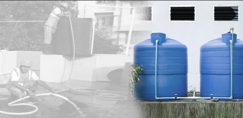 شركة تعقيم تنظيف تطهير عزل خزانات بمكة المكرمة Water Bottle Reusable Water Bottle Clean Tank