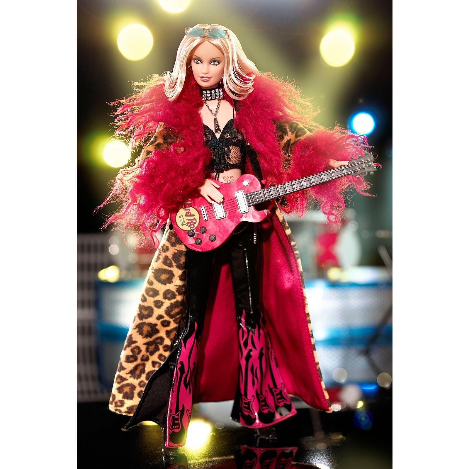 Poupées Mannequins, Mini Jouets Et Jeux Latest Collection Of Barbie Hard Rock Cafe 2003