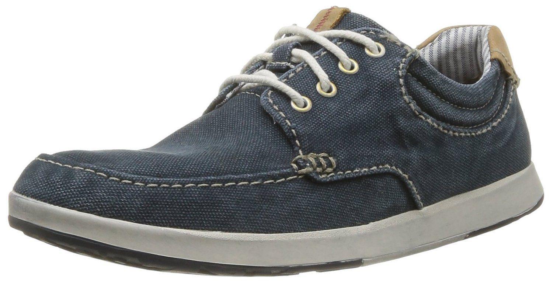 Clarks Norwin Vibe 203586147 Zapatos de lona para hombre