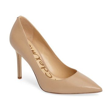 3712dca7c268 hazel pointy toe pump by Sam Edelman. A classic stiletto adds leg-lengthening  lift