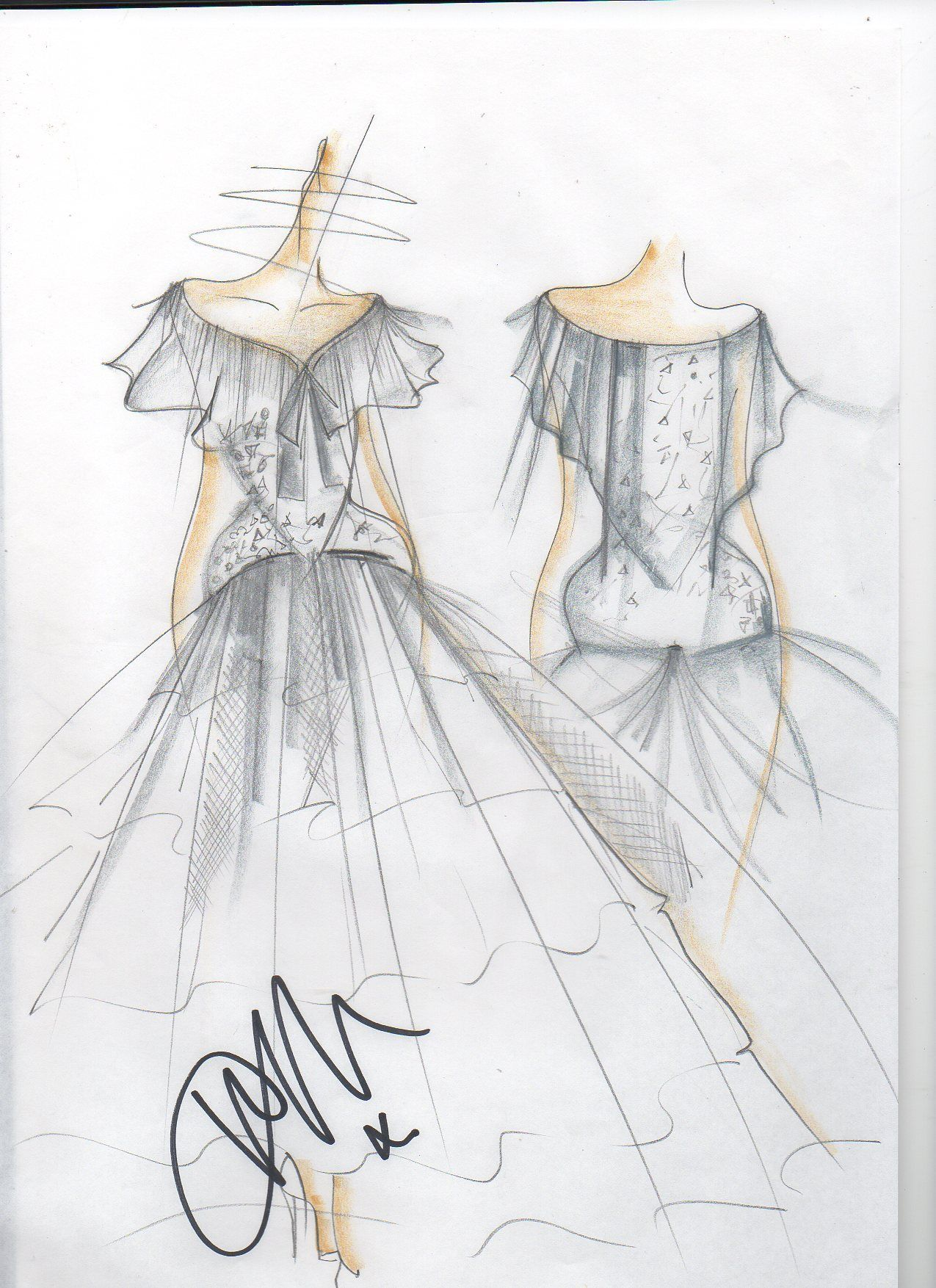 Strictly Come Dancing Costume Designs By Vicky Gill Vicky Gill Is A Costume Designer On Strictly Come Dancing The Dress Sketches Dance Costumes Sketches