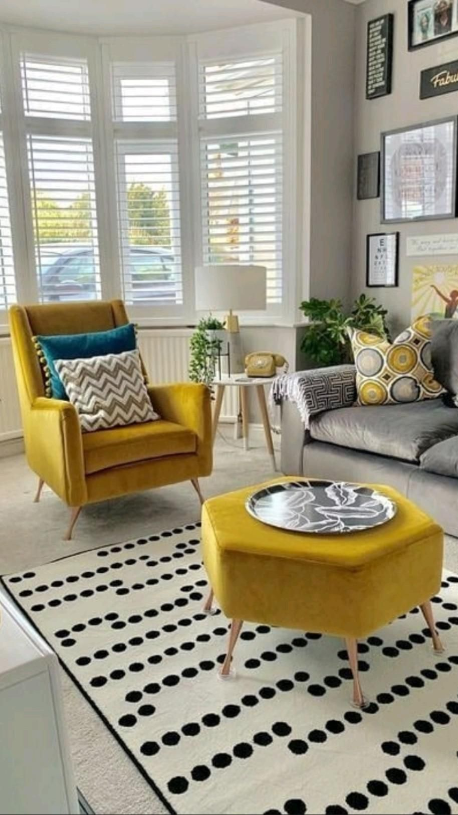 Colourful living room ideas - 20 of the best