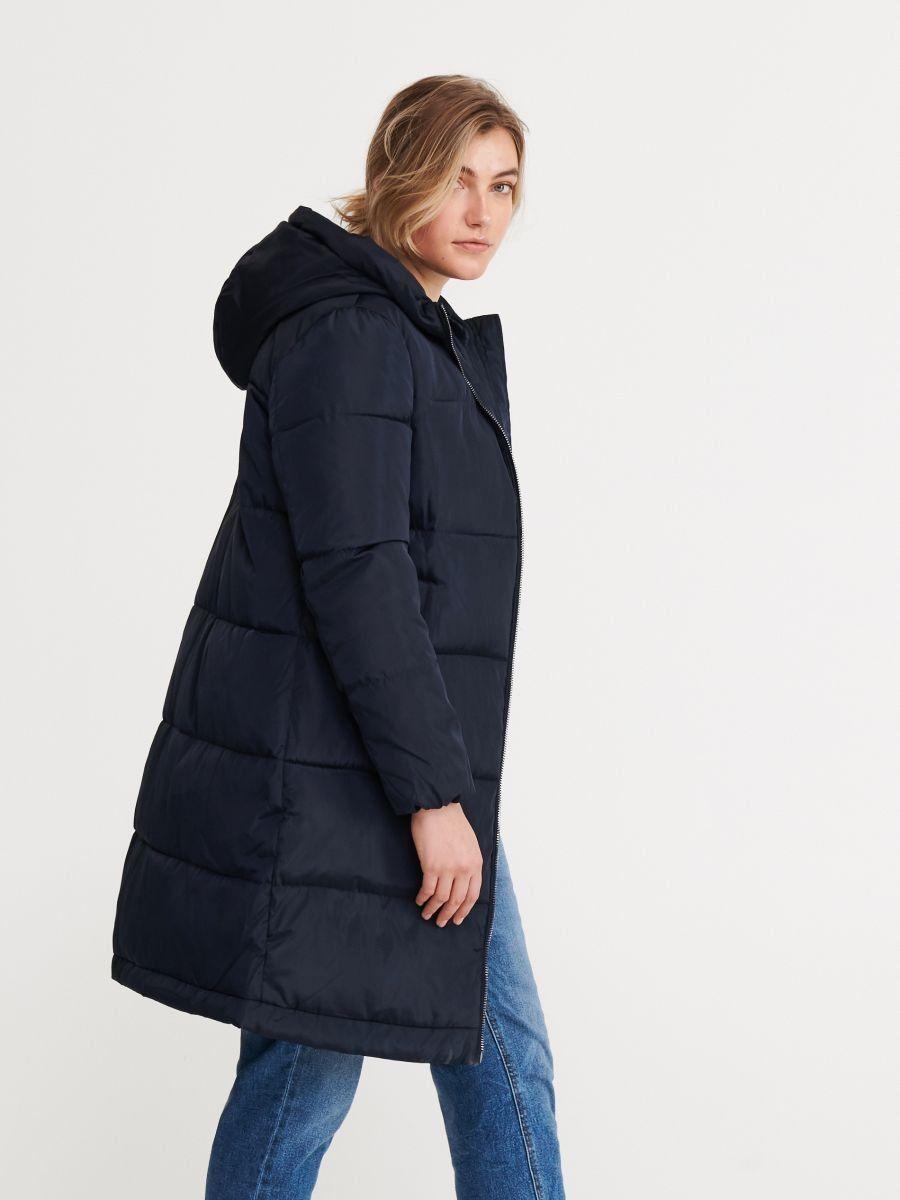 Vásárolj online! Steppelt kabát, RESERVED, VT660 59X in 2020