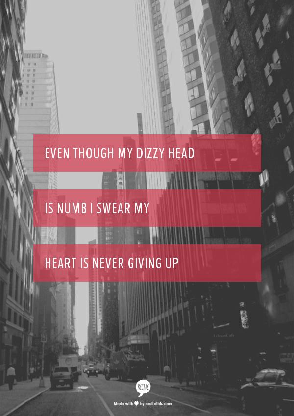 5SOS-the only reason lyrics