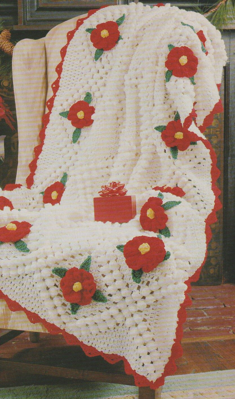E-Pattern Christmas Afghan Crochet Pattern by ...