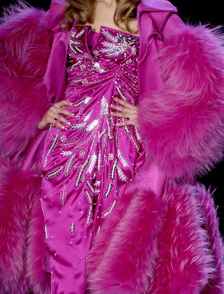 John Galliano for Christian Dior ready-to-wear - Magdalena Frackowiak @}-,-;--