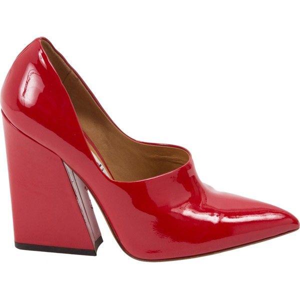 Pre-owned - Leather heels Acne Studios P07o3o
