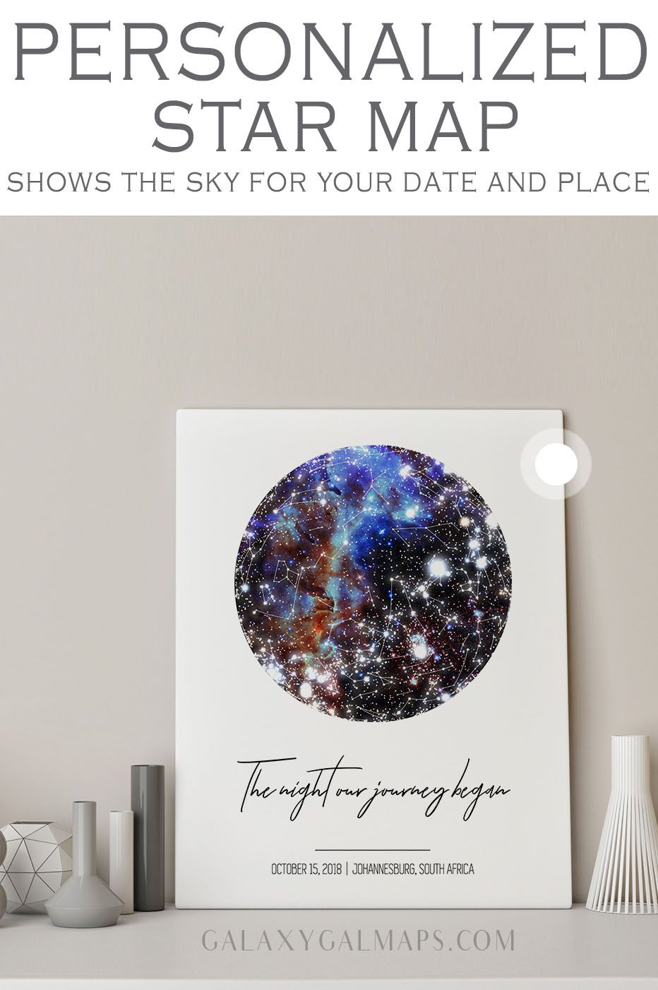 Your Star Chart Custom Sky Map Wife Christmas Taurus Birthday Star Map Canvas Custom Star Map Star Map Boyfriend Personalized Gifts First Birthday Gifts
