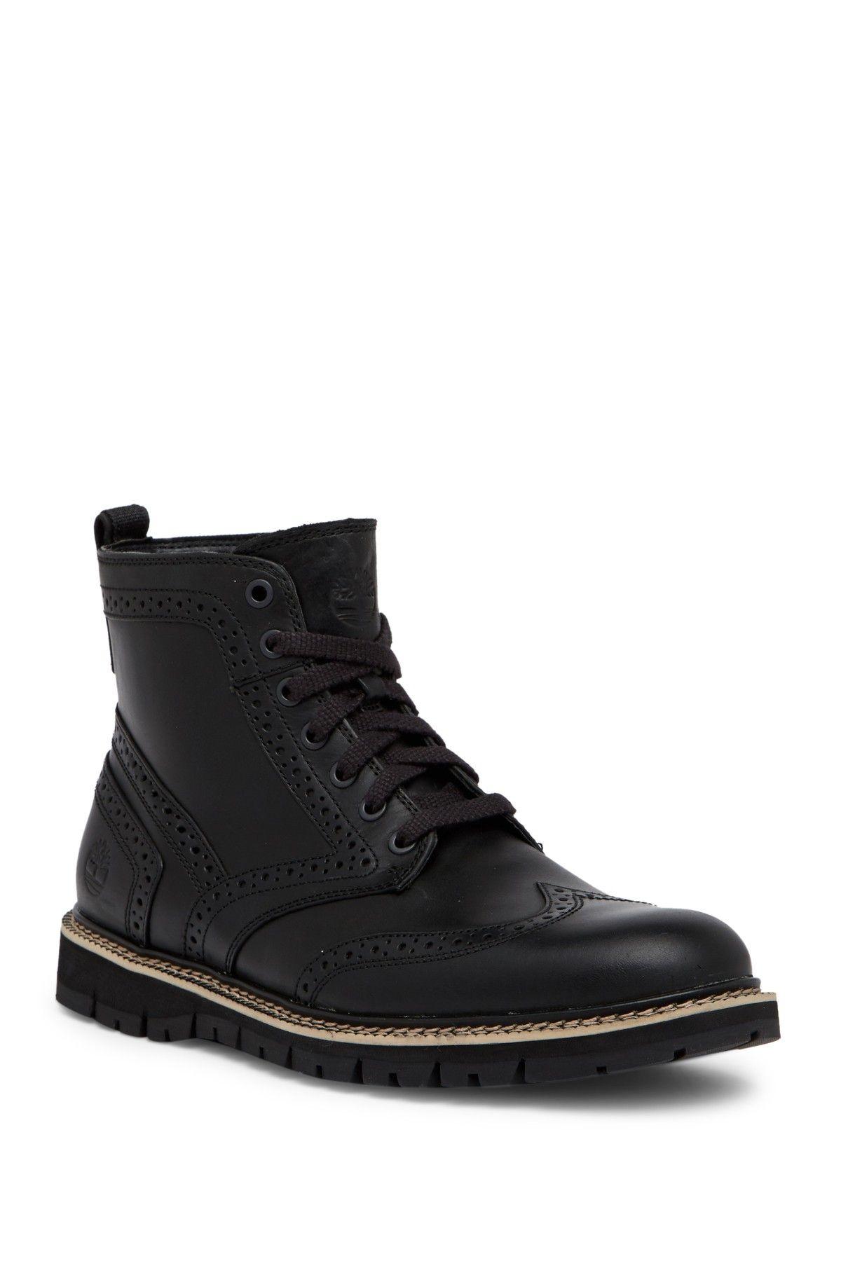release date a3f3f 1cd0c Britton Hill Wingtip Boot
