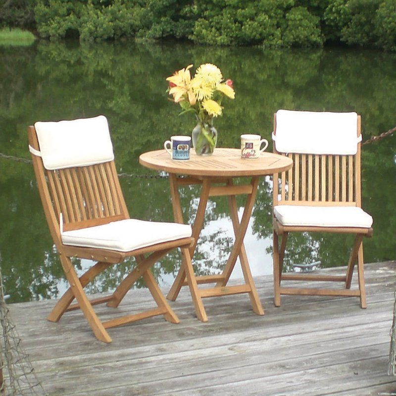 Outdoor Royal Teak Sailor Folding Side Chair Products Patio