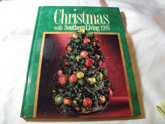 Christmas with Southern Living 1994 by ConnieJoe on Etsy Christmas