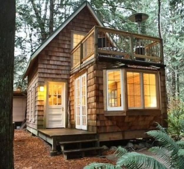 Beautiful Garden House Designs Adding Leaisure of Studio to Living Spaces is part of Beautiful garden House - Small house designs can be used as garden houses, guest houses or art studios