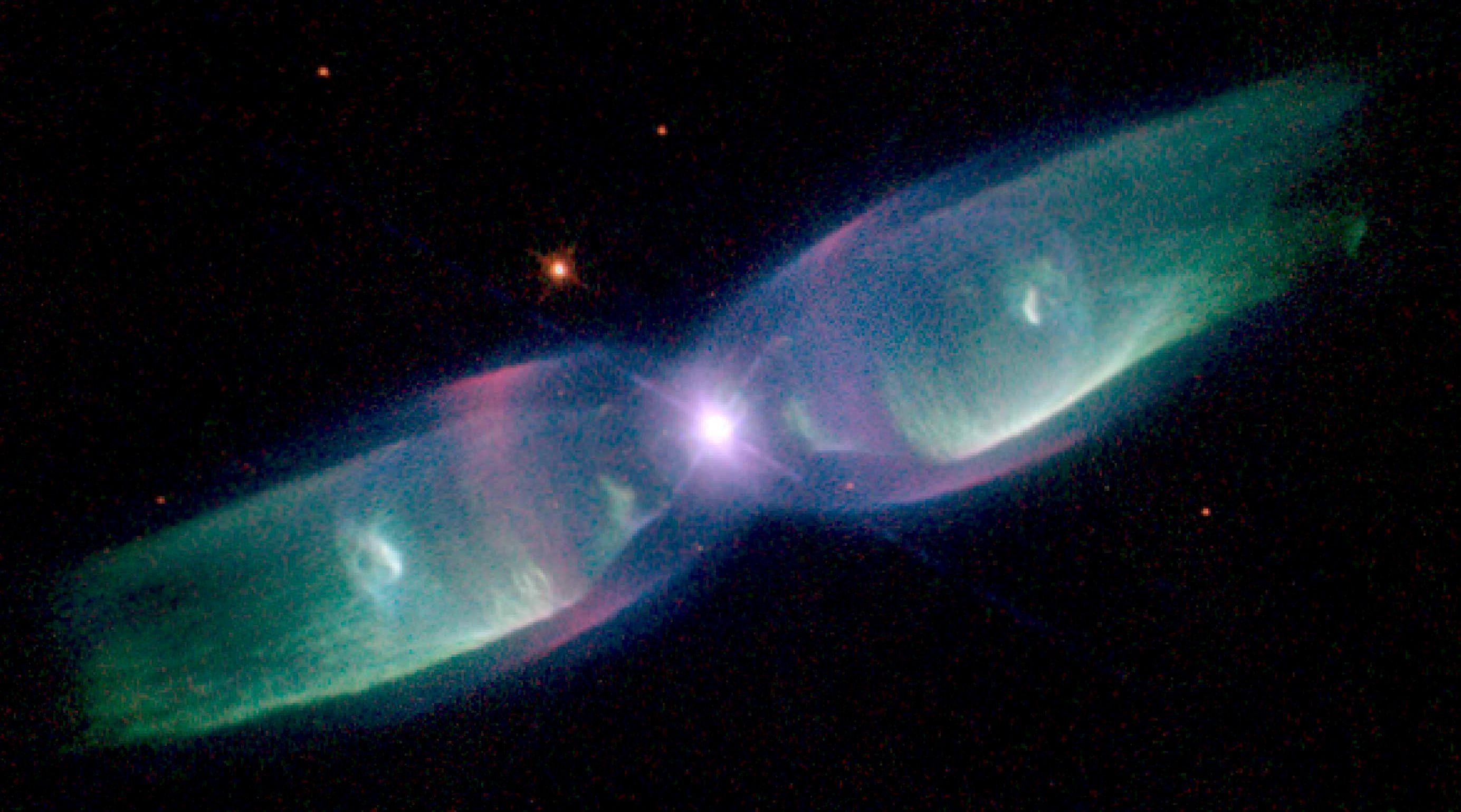 Butterfly Nebula | The Milky Way & Beyond | Pinterest