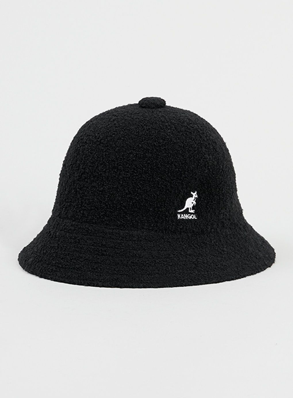 Black Kangol Bucket Hat  83768ddb9b5