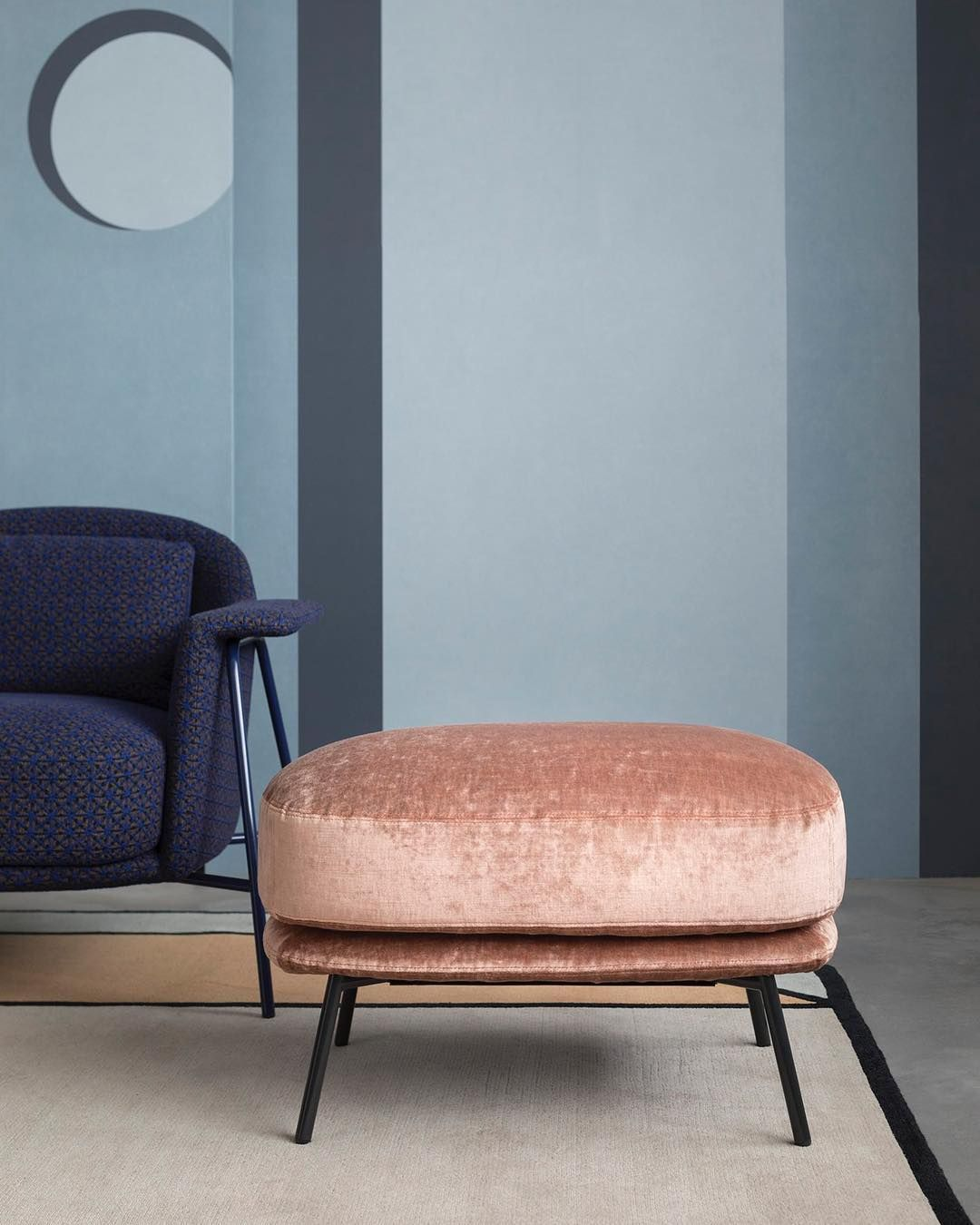 Kepi Collection By Emilio Nanni For Sabaitalia Features A Sober Design And Vaguely Italian Furniture Brands International Interior Design Milan Design Week