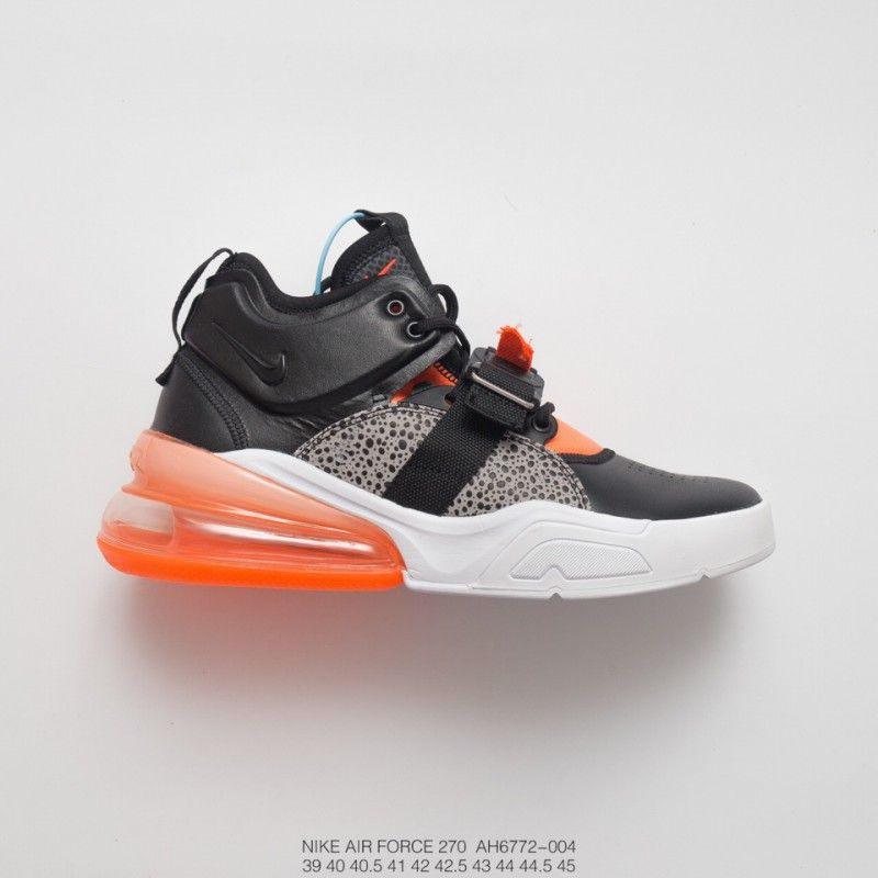 Deadstock Single Item Nike Air Force 270 Air Force Mid Rear